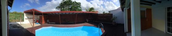 villas F4 F5) en Guadeloupe le moule