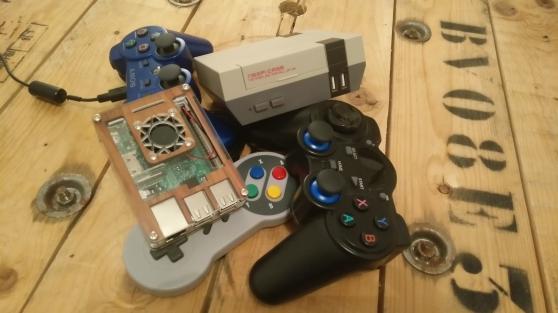 Console RetroGaming Multi plateformes