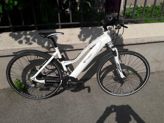 Annonce occasion, vente ou achat 'Très beau vélo électrique BH EVO JET LIT'
