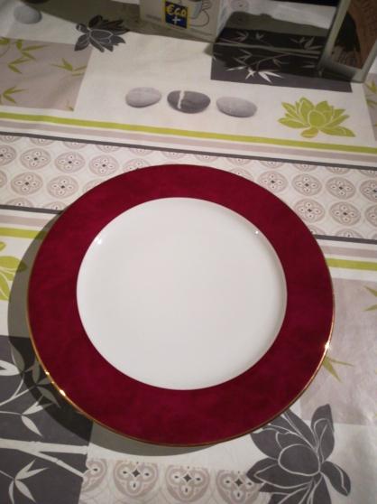 Assiette Scala Porcelaine de Limoges