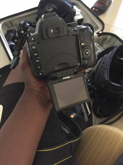 Annonce occasion, vente ou achat 'Nikon Coolpix D5000'