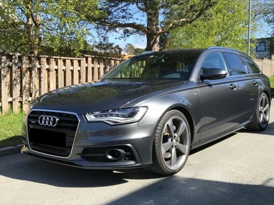 Audi A6 3.0-245 ch