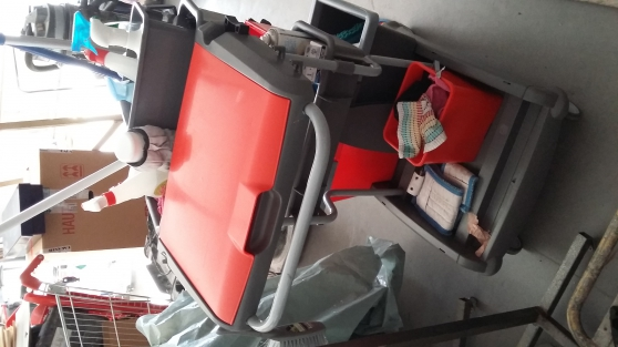 chariot de nettoyage - Photo 4