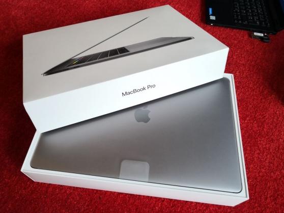 "Apple MacBook Pro 15 \""avec barre tactile - Photo 2"