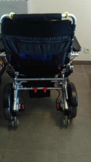 Fauteuil roulant électrique - Photo 3