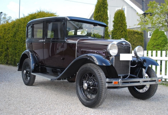 Annonce occasion, vente ou achat 'Ford A-Ford année 1931'
