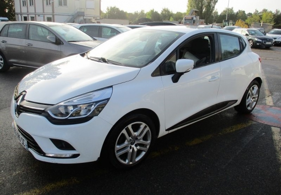 Renault Clio IV 1.5 DCI 75CH ENERGY BUSI