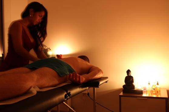 Massage naturiste haut de gamme 78