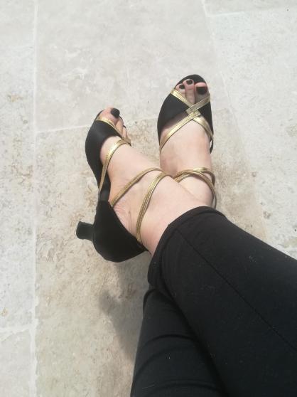 Sandales de danse occasion