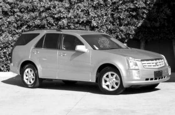 CADILLAC SRX V6 3.6L 2006