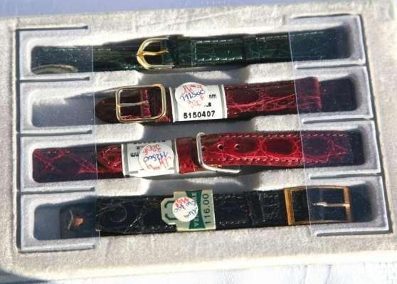 Montres Vendome Cobra Bracelets Croco Besançon 4 À Bijouterie lK1JTFc