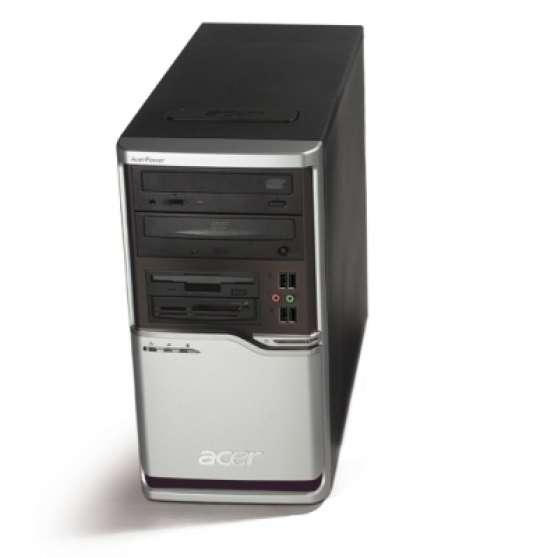 UC PC Acer Dualcore Intel 3Ghz Mini Tour