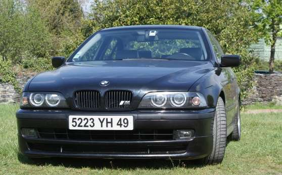 BMW 528i Pack Luxe E39