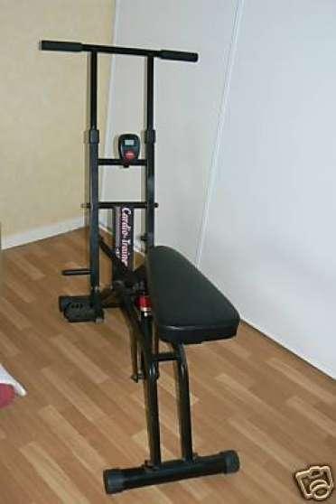 Cardio trainer 456 sant fitness beaut appareils m dicaux st savinien - Colocation mode d emploi ...