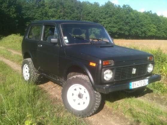 Annonce occasion, vente ou achat 'LADA niva 2.1 diesel Kit Périquet'