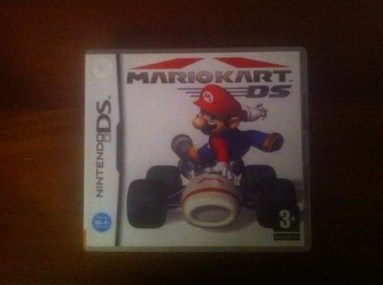 Jeux DS Mario Kart