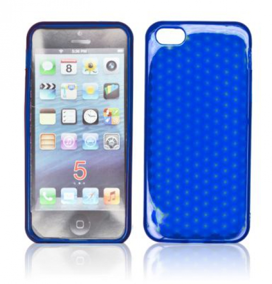 LOT Coques iPhone 5/5S Silicone TPU