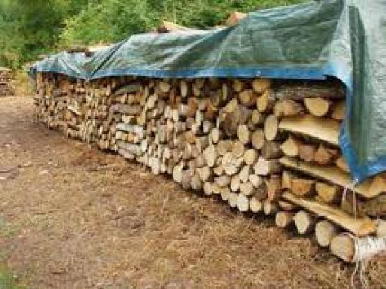 Bois de chauffage sec jardin nature bois baill for Bois de chauffage trop sec