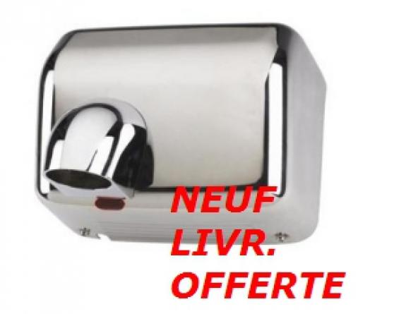 seche mains inox horizontal - Annonce gratuite marche.fr