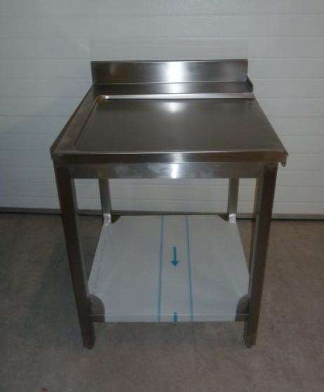 TABLE LAVE VAISSELLE
