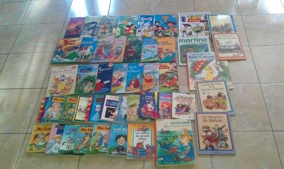 Annonce occasion, vente ou achat 'livres enfants'