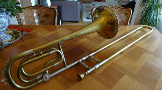 TROMBONE A COULISSE