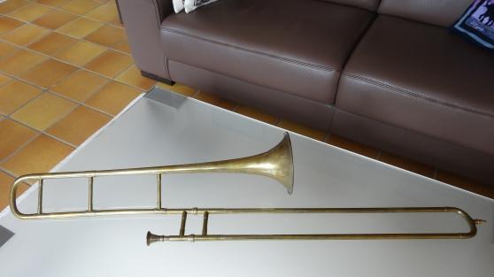 trombone a coulisse 2 - Annonce gratuite marche.fr