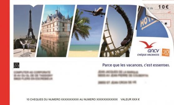 Annonce occasion, vente ou achat 'Les chéques vacances'