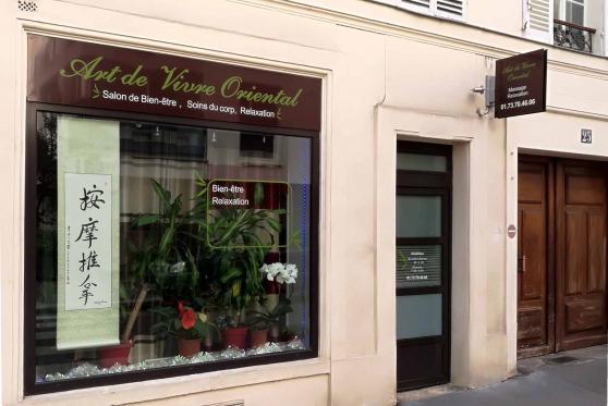 massage, à passy-la muette paris 16ème - Annonce gratuite marche.fr