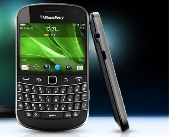 Annonce occasion, vente ou achat 'Blackberry bold 9900'