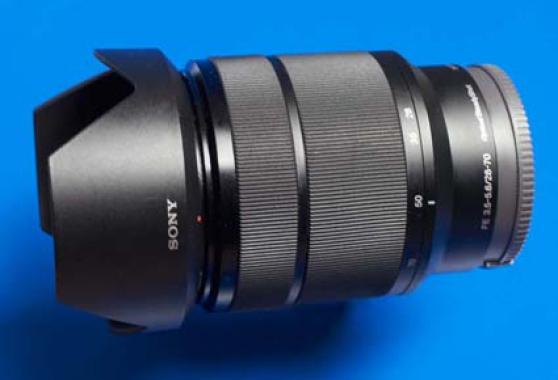 Objectif Sony zoom 28-70