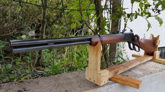 Annonce occasion, vente ou achat 'Winchester Cavalerie 32-20WCF 1904'