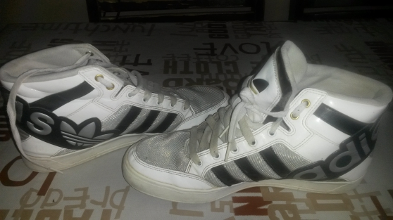 Annonce occasion, vente ou achat 'basket adidas homme'
