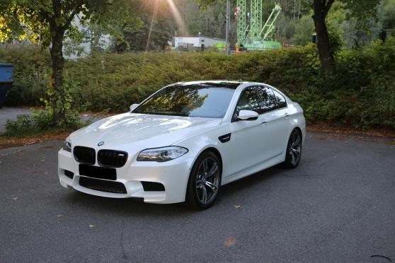 BMW M5 4.4 560 CV