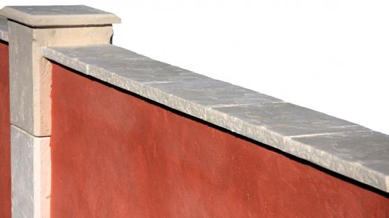 couvertine dessus de mur pierre reconsti - Annonce gratuite marche.fr