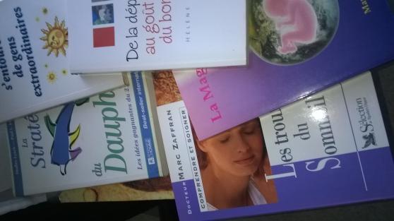 livres  spirituel  santé  bien être - Annonce gratuite marche.fr