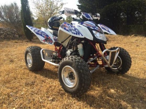 quad triton baja 400cc - Annonce gratuite marche.fr