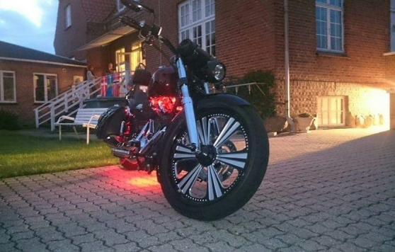 Annonce occasion, vente ou achat 'Harley-Davidson'