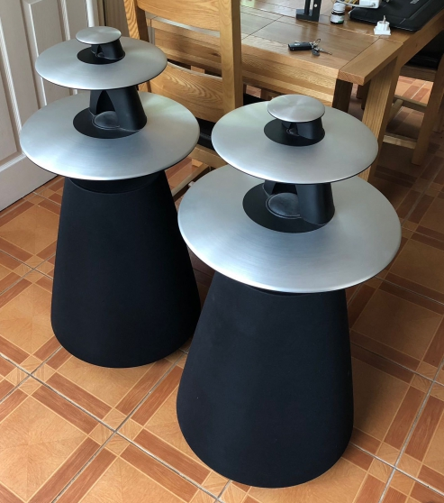 Paire Bang & Olufsen BeoLab 5