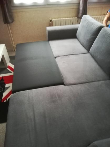 canapé lit meridienne