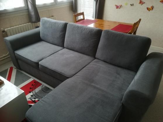 canapé lit meridienne - Photo 3