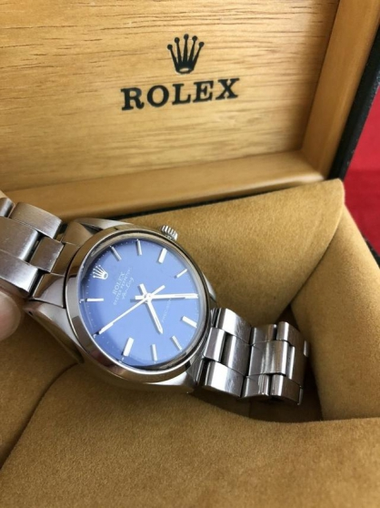 Annonce occasion, vente ou achat 'Rolex Air King Precision'
