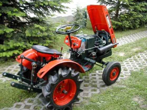 Micro tracteur Kubota B 6000