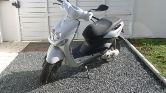 scooter mbk à bordeaux - Annonce gratuite marche.fr