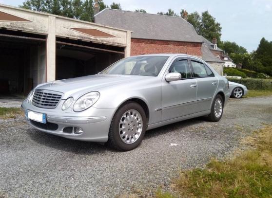Annonce occasion, vente ou achat 'Mercedes classe E 220cdi'