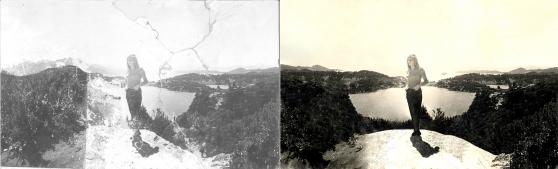 Restauration de photos anciennes - Photo 2