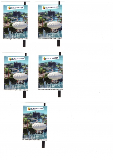 FUTUROSCOPE/BILLETS ADULTES - Photo 2