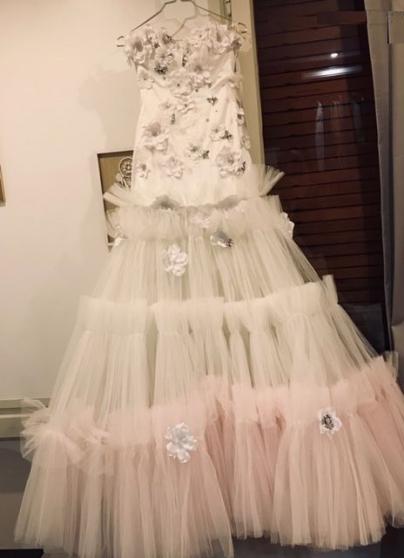 Annonce occasion, vente ou achat 'Robe de mariée créateur'