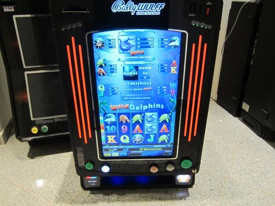 MACHINE A SOUS 12JEUX bally poker - Photo 3