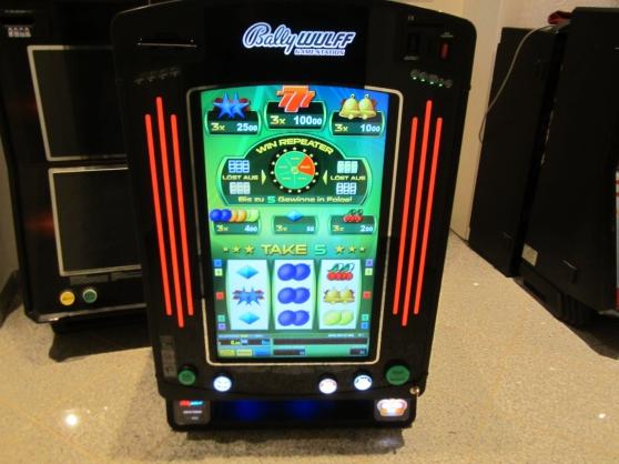 MACHINE A SOUS 12JEUX bally poker - Photo 4